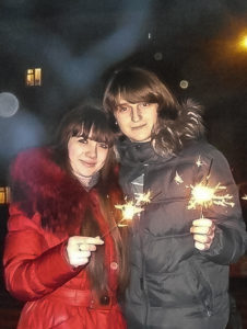 Михаил и Кристина